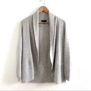 Charter Club Luxury Pure Cashmere Ribbed Cardigan